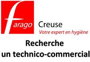 Farago Creuse recherche un(e) technico-commercial
